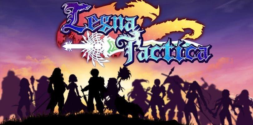 Legna tactica llegará también a Occidente en Nintendo 3DS