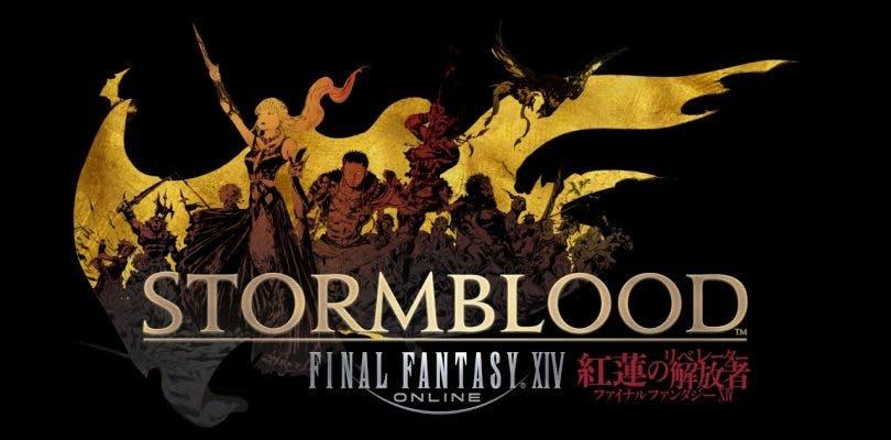 Final Fantasy XIV: Stormblood se lanzará el próximo mes de junio