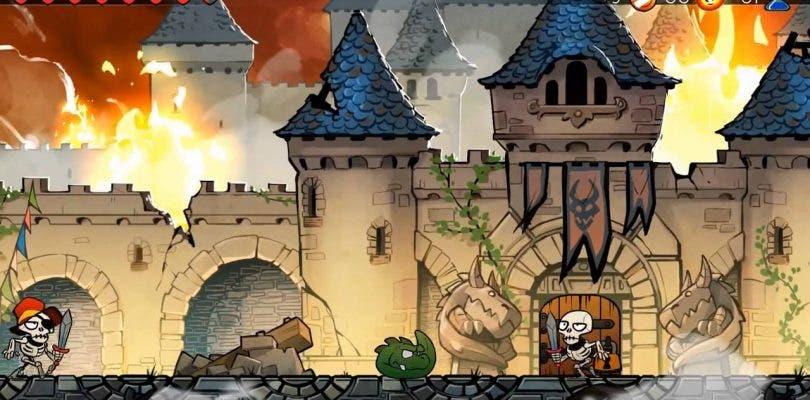 Apreciamos a Wonder Boy: The Dragon's Trap en un nuevo gameplay