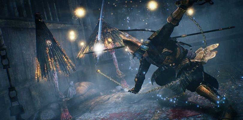 Un gameplay de Nioh nos enseña el encuentro contra un jefe final