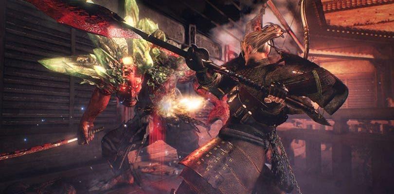 Team Ninja actualiza Nioh a su versión 1.03