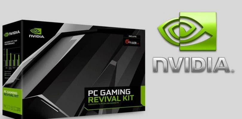 NVIDIA presenta 'Revival Kit', un pack de mejora para PCs antiguos