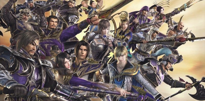 Dynasty Warriors 9 ha sido anunciado con un tráiler