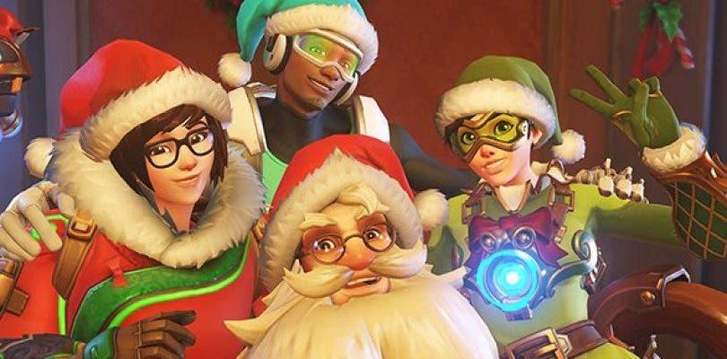 Overwatch tendrá regalos para sus jugadores durante la navidad