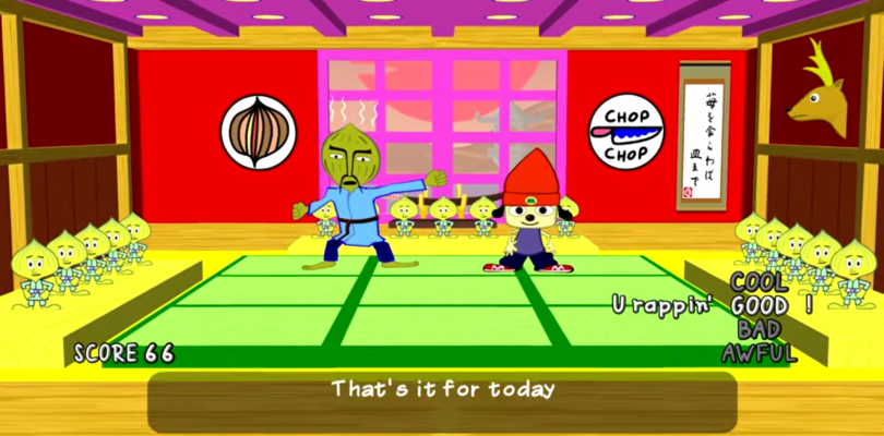 Parappa The Rapper Remastered se muestra en este gameplay