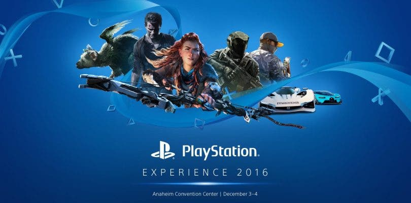 Sigue en directo la PlayStation Experience 2016