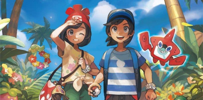 Comienza un nuevo reparto de megapiedras en Pokémon Sol y Luna