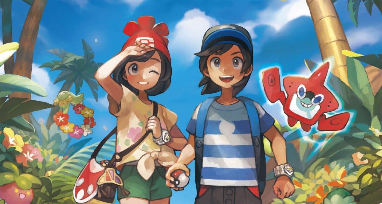 Imagen de Pokémon Sol y Luna es la entrega que más ha vendido de la saga