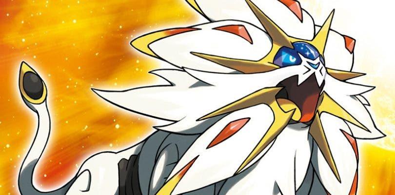 Pokémon Sol es el juego más vendido en España en noviembre