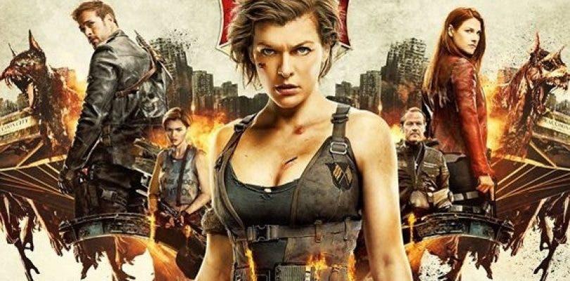 Mostrado el póster final de Resident Evil: El Capítulo Final
