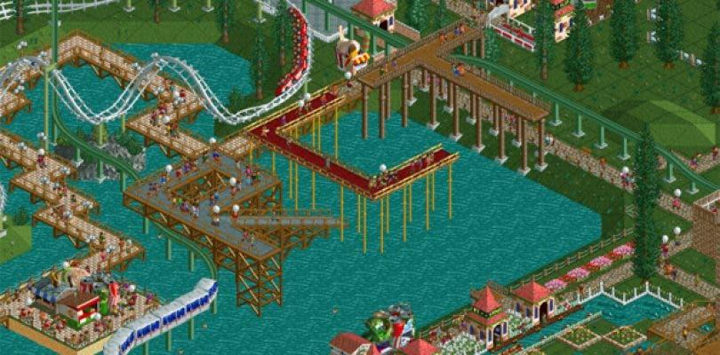 RollerCoaster Tycoon Classic ya disponible en móviles