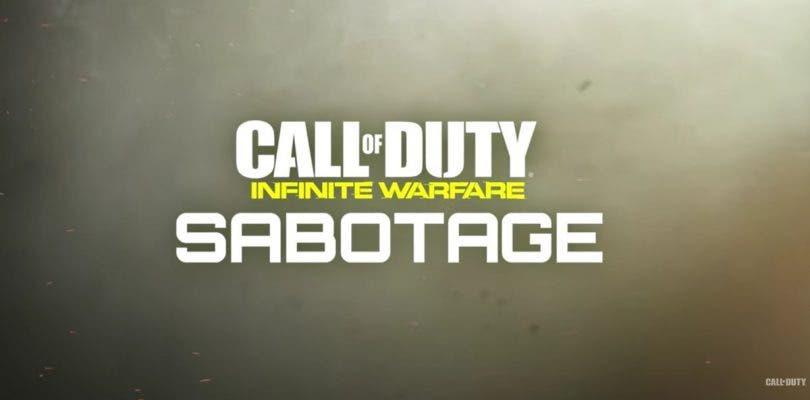 Sabotage, el primer DLC de Infinite Warfare ya tiene fecha