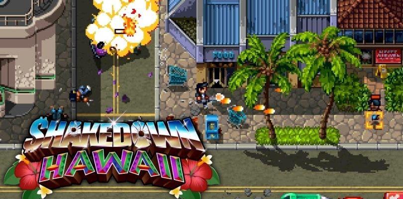 Shakedown: Hawaii exhibe un nuevo tráiler de gameplay
