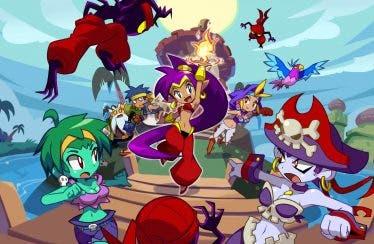 Anunciada para Switch la fecha de lanzamiento de Shantae: Half-Genie Hero en formato físico