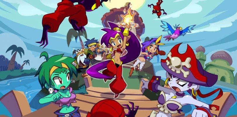 Shantae: Half-Genie Hero se deja ver en acción en Nintendo Switch