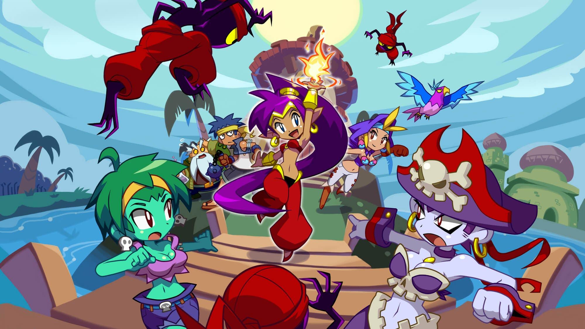Imagen de Análisis Shantae Half Genie Hero Ultimate Edition