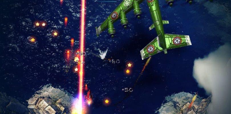 Sky Force Anniversary llega hoy a Xbox One