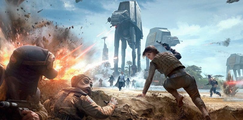 Star Wars Battlefront sigue actualizándose
