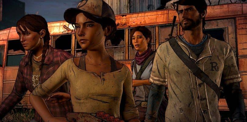 The Walking Dead Collection muestra en vídeo sus mejoras gráficas