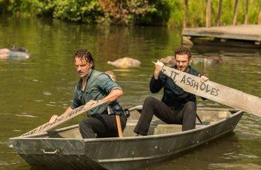 The Walking Dead se deja ver en nuevos vídeos de su 7ª temporada