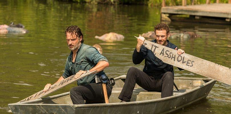 The Walking Dead retomará su séptima temporada el 13 de febrero