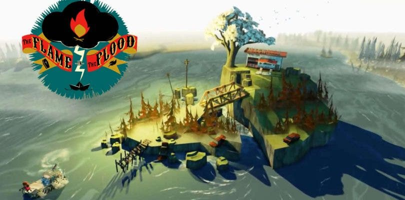 The Flame in the Flood llegará a Playstation 4