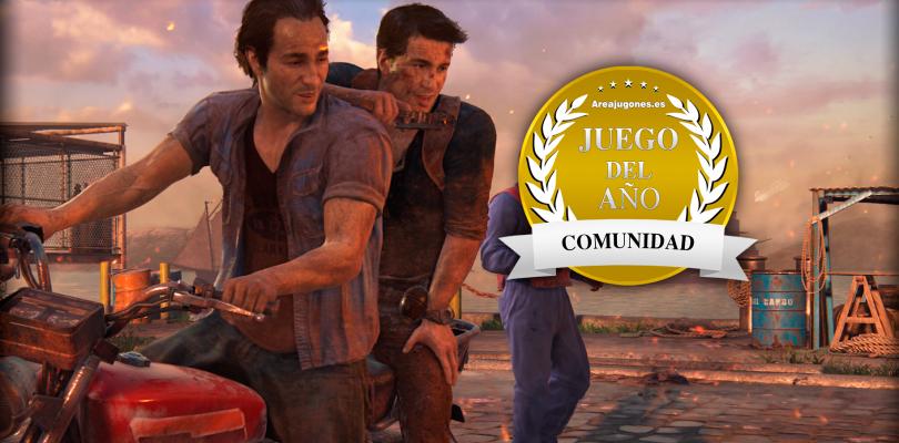 Uncharted 4 es el mejor juego del año para nuestra comunidad