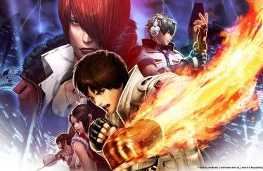 Así luce Iori con el traje clásico en The King of Fighters XIV