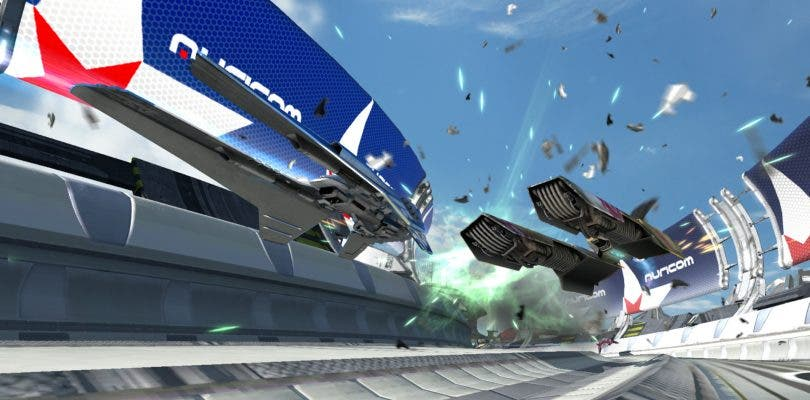 WipEout Omega Collection presenta su banda sonora al completo