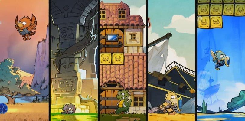La versión física de Wonder Boy: The Dragon's trap llegará a Europa