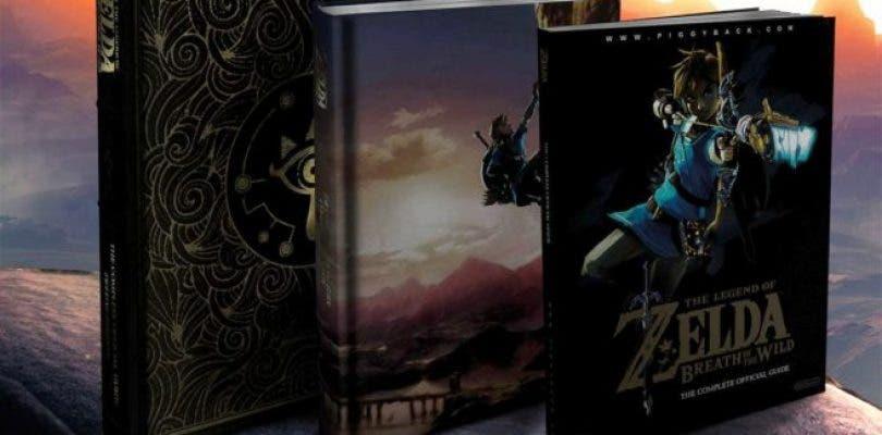 Piggyback lanzará la guía oficial del próximo The Legend of Zelda