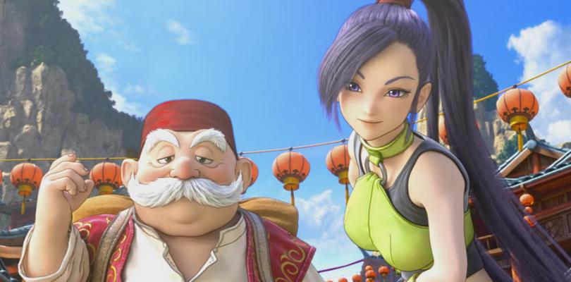 Dragon Quest XI no tendrá exactamente la misma música en 3DS y PS4