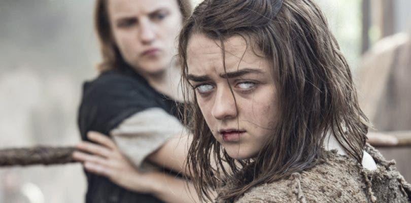 Maisie Williams se despide de Arya Stark en Juego de Tronos