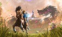 Nuevas imágenes de The Legend of Zelda: Breath of the Wild