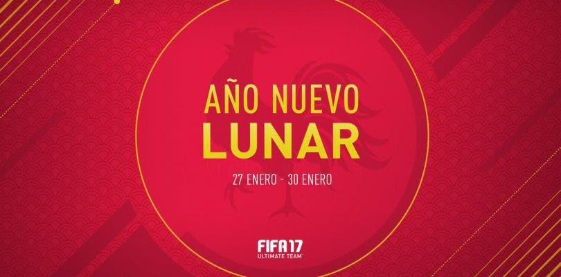 EA Sports celebra el Año Nuevo Lunar en FIFA 17 Ultimate Team