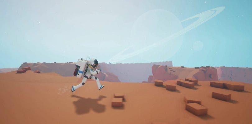 La nueva actualización de Astroneer ya se encuentra disponible