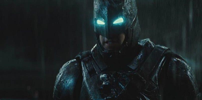 El traje que usará Ben Affleck en The Batman será más cómodo