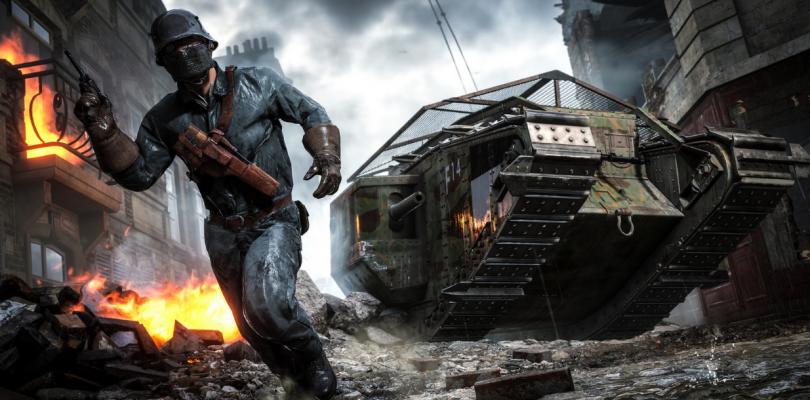 Vota por tu modo de juego personalizado favorito de Battlefield 1