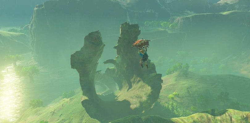 El parche 1.1.1 trae mejoras a Zelda: Breath of the Wild