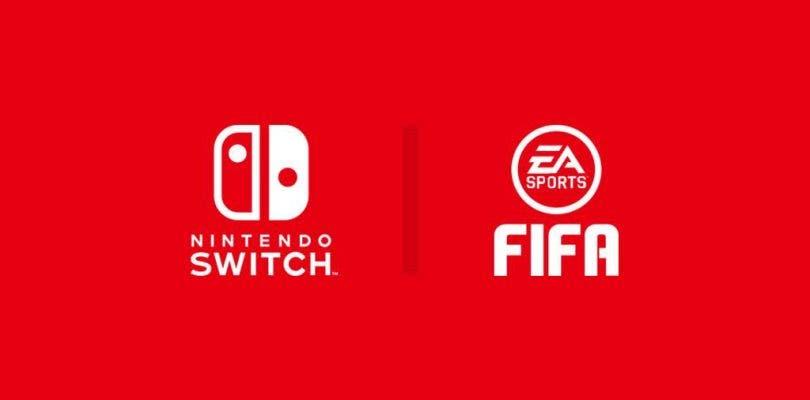 Electronic Arts confirma que FIFA 18 llegará a Switch