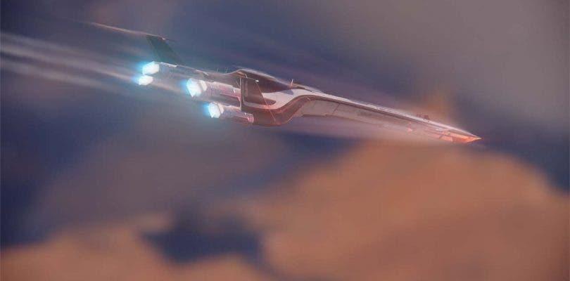 Un paseo por la Tempest en el nuevo vídeo de Mass Effect: Andromeda