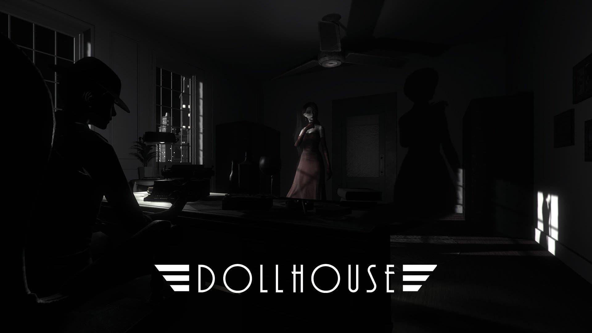 Imagen de Dollhouse, un título de terror para PlayStation 4 y PC