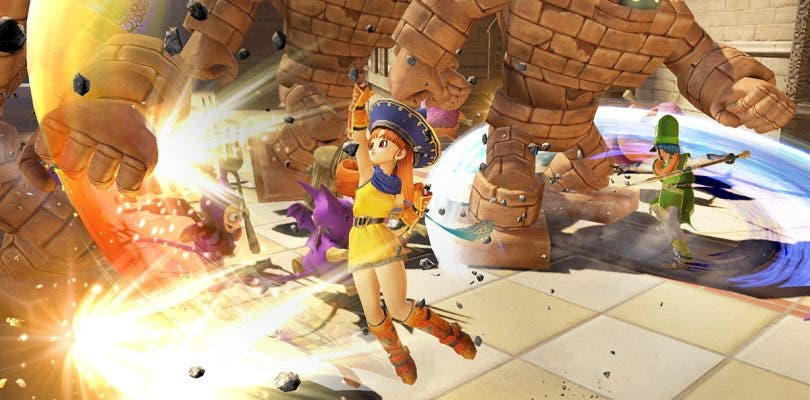 Dragon Quest Heroes II luce mejor en PS4 que en Switch