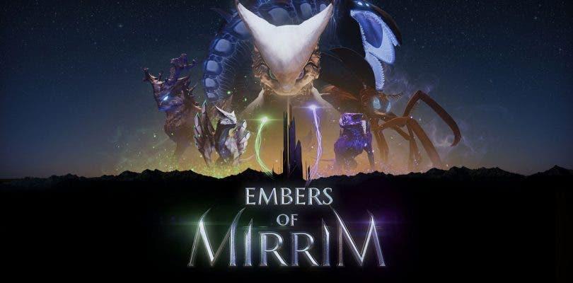 Se anuncia Embers of Mirrim para distintas plataformas