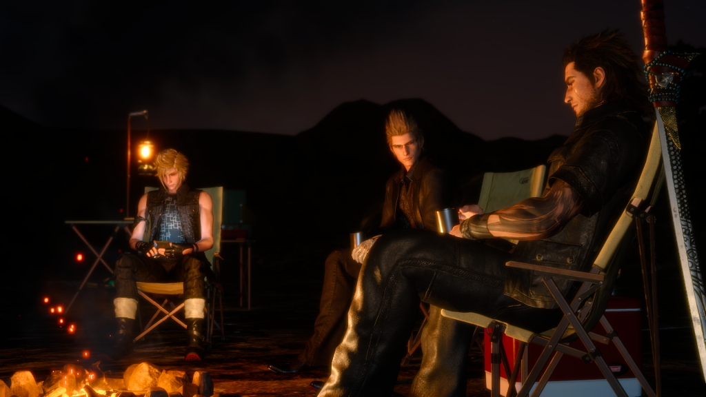 Episodio del DLC de Gladiolus en Final Fantasy XV