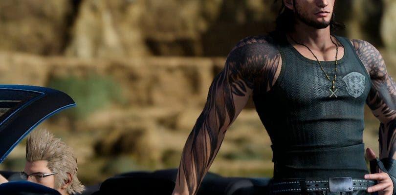 Primeras imágenes del DLC de Gladiolus para Final Fantasy XV