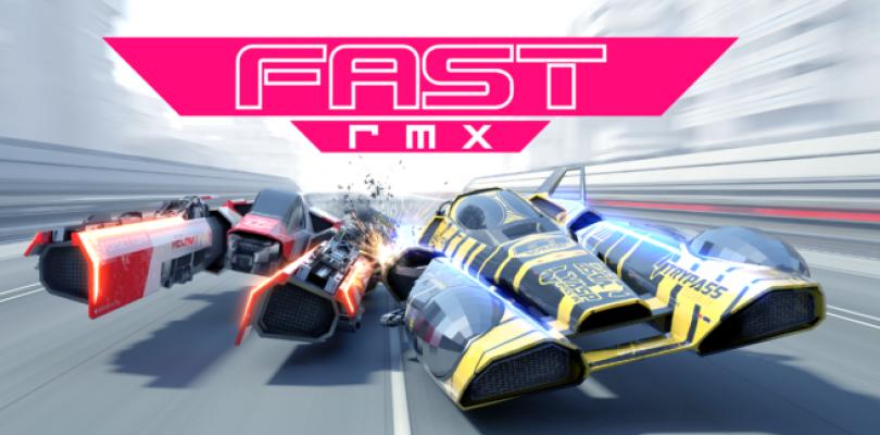 Fast RMX ha sido anunciado para Nintendo Switch