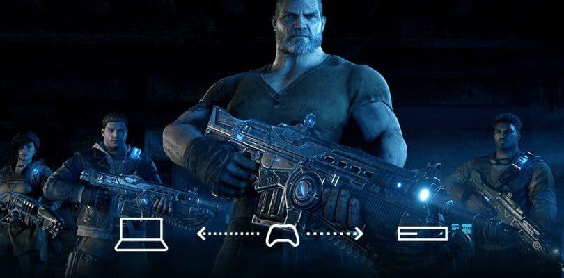 Gears of War 4 introduce el multijugador entre Xbox One y PC