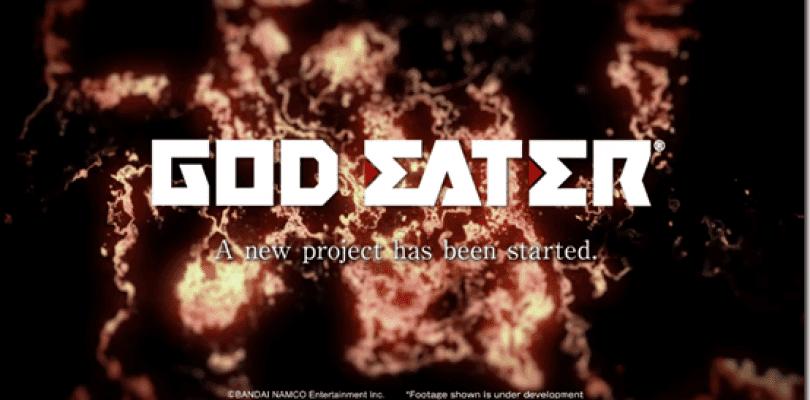 El nuevo God Eater se presentará mediante livestream en unos días