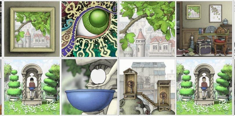 Gorogoa, un nuevo juego de puzles para PC